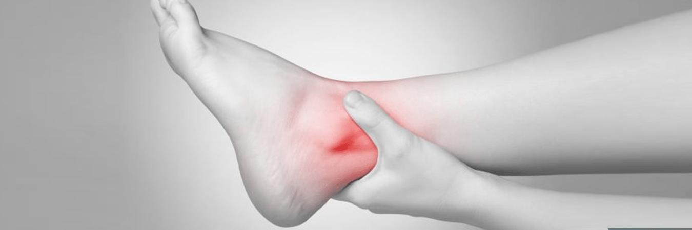 Ayak Bileği Burkulması İle Olan Bağ Yaralanması